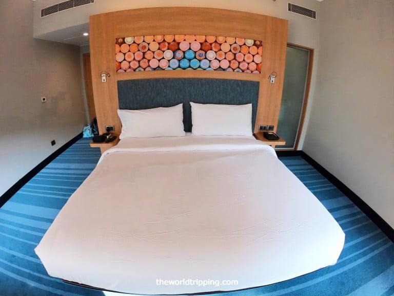 Hotel Room at Aloft, New Delhi, Aerocity