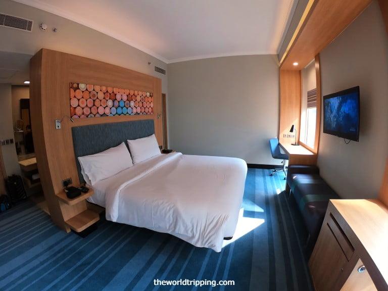 Hotel Room at aloft by Marriott, New Delhi, Aerocity