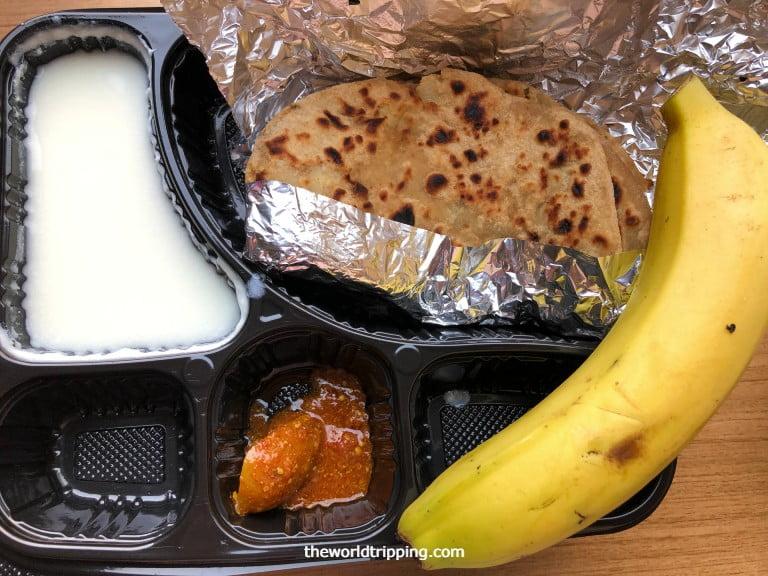 Breakfast at Aloft New Delhi Aerocity