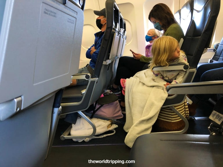 Allegiant Air Reviews - traveling with children policy