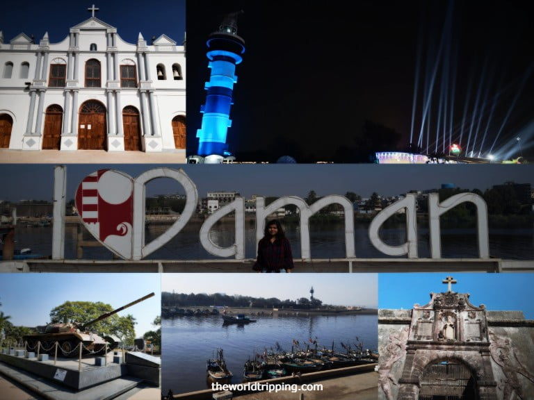 Where to stay in daman