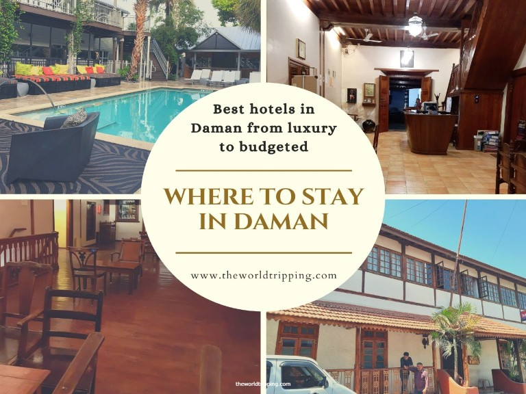 Where to stay in daman, best hotels in daman 2021