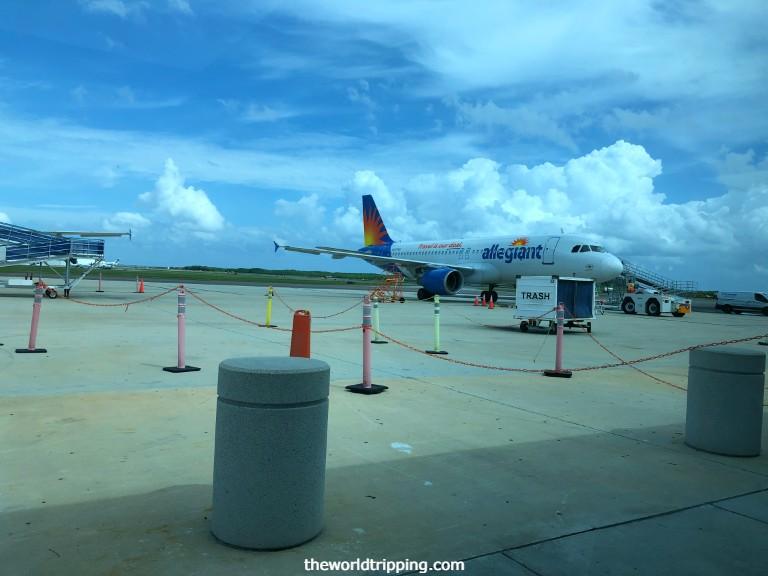 Reviews for Allegiant Air 2021