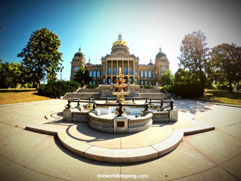 Bicentennial Fountain