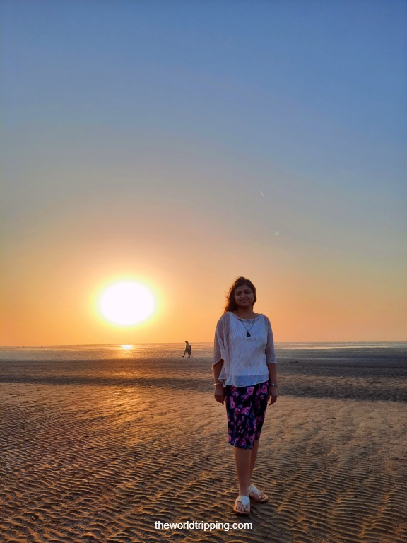 things to do at Daman - Sunset photography