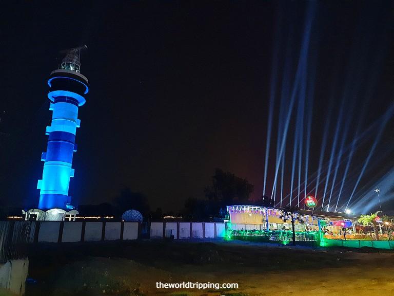 The Lighthouse, Moti Daman