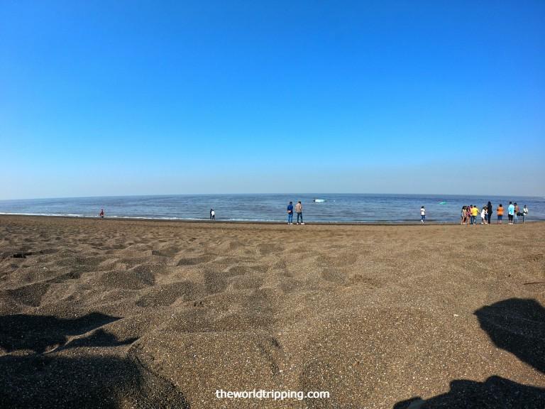 Moti Daman Beach, Daman