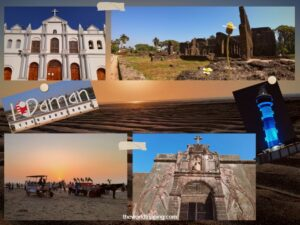 Read more about the article Famous Places to See in Daman & Things to do at Daman in 2 days