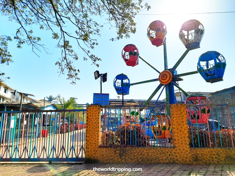 Go Amazica Amusement Park, Devka Beach, Daman