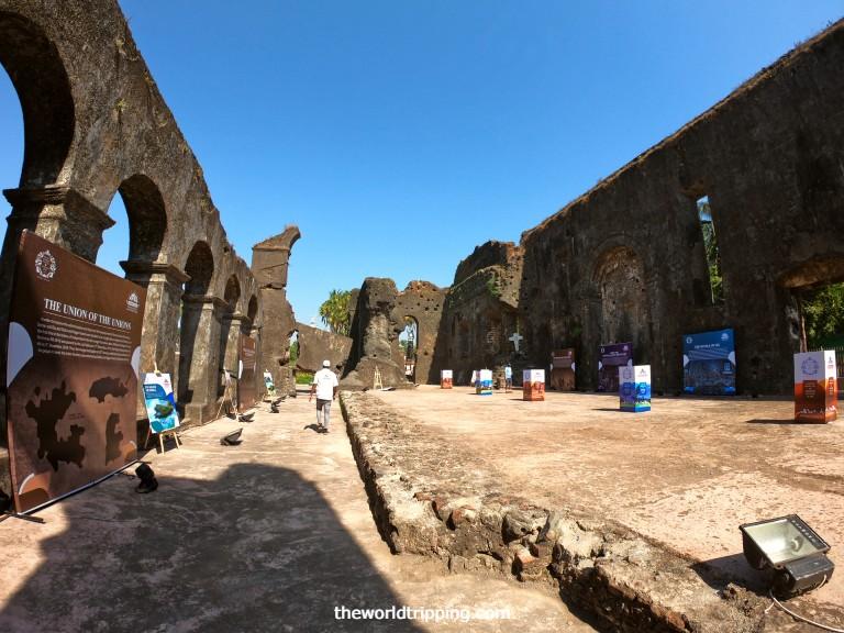 Dominican Monastery, Daman